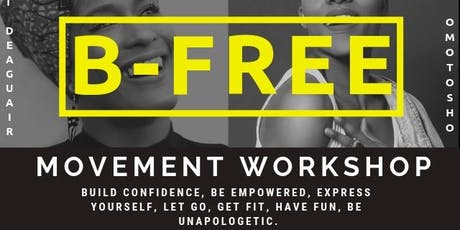 B-Free Movement Workshop tickets