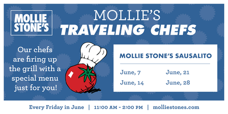 Annual Traveling Chefs BBQ at Mollie Stone's Markets Sausalito tickets