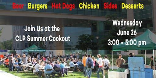 CLP Summer Cookout