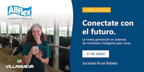 Conectate al futuro - Evento exclusivo Allflex 2019 - Rafaela entradas