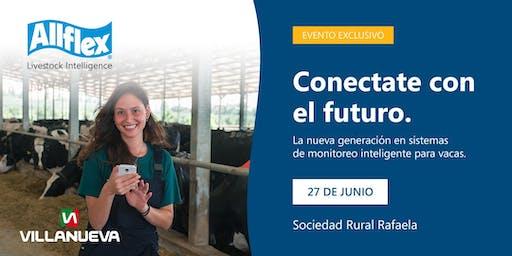 Conectate al futuro - Evento exclusivo Allflex 2019 - Rafaela