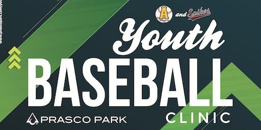 Prasco Park - Youth Baseball Clinic