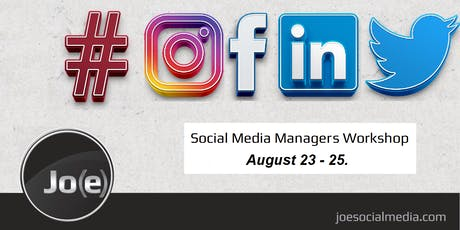 Social Media Manager - Start to Finish  tickets