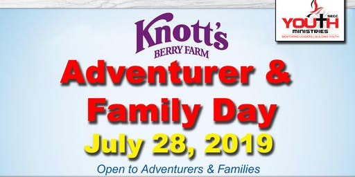 Adventurer & Family Day