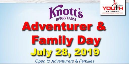 Adventurer & Family Day