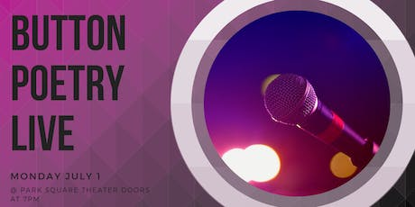 Button Poetry Live! July  tickets