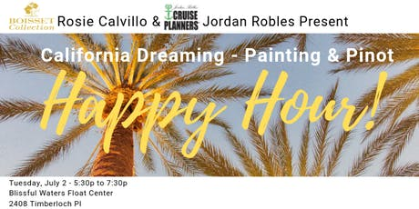 Painting & Pinot Happy Hour! tickets