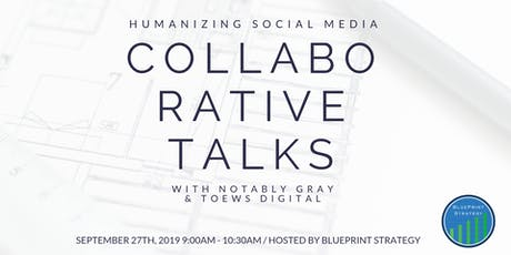 "Humanizing Social Media / ""What in the Content Creation..."" tickets"