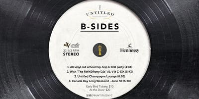 B-Sides: All Vinyl Old School Party