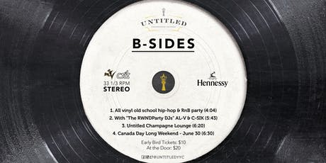 B-Sides: All Vinyl Old School Party tickets