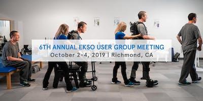 6th Annual Ekso User Group Meeting