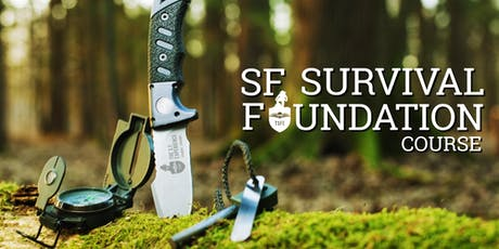 SF SURVIVAL FOUNDATION COURSE tickets