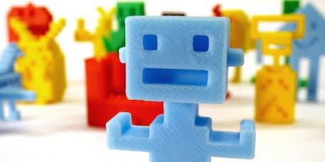 Creador@s de Juguetes: impresión 3D para niñxs entradas