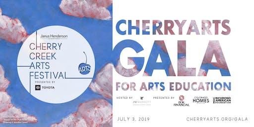 CherryArts Gala for Arts Education