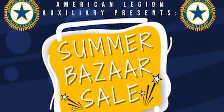 Summer Bazaar tickets