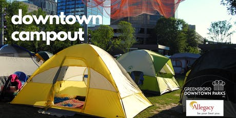 3rd Annual Downtown Campout tickets