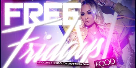 FREE FRIDAYS | BK's #1 Indoor/Outdoor Weekly | Hosted by MTA Rocky tickets