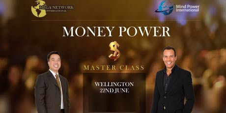 MONEY POWER 2019 - WELLINGTON EVENT tickets