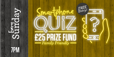 Smartphone Quiz (Family Friendly)