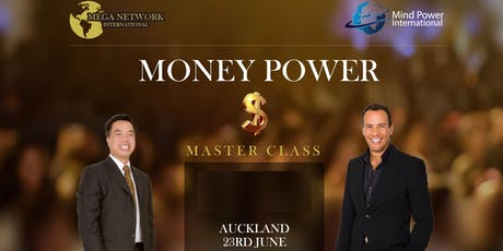 MONEY POWER 2019 - AUCKLAND EVENT tickets