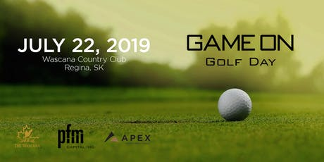 "PFM ""Game On"" Golf Day tickets"