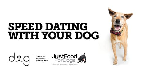 Speed Dating With Your Dog tickets