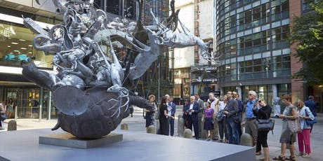 WALK | Where Art Meets Architecture: A Sculpture Walk in the City | 18 July tickets