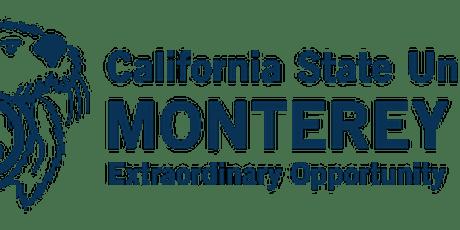 CSU Monterey Bay Saturday Campus Tours - 11:00 AM tickets