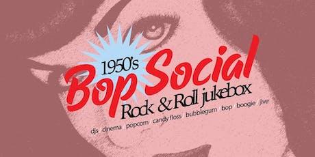 Bop Social | 1950s Rock & Roll tickets