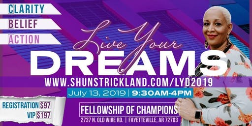 Live Your Dreams Fayetteville