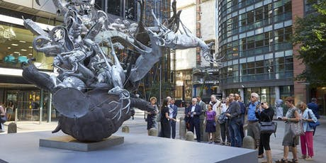 WALK | Where Art Meets Architecture: A Sculpture Walk in the City | 16 July tickets