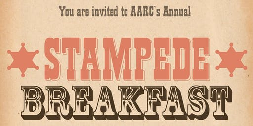 AARC's 2019 Stampede Breakfast