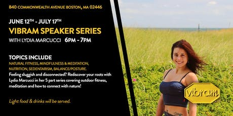 Rediscover Your Roots Speaker Series tickets