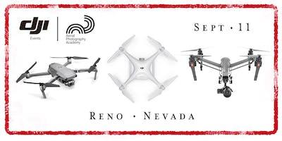 DJI Drone Photo Academy – Reno, NV