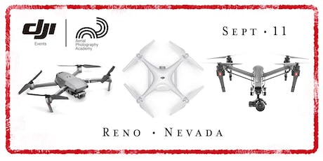DJI Drone Photo Academy – Reno, NV tickets