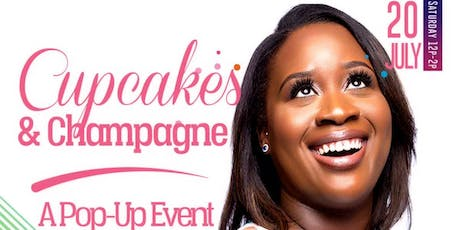 Cupcakes & Champagne: A Pop-Up Event! tickets