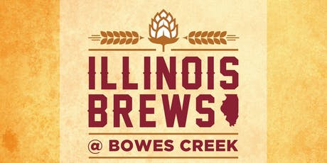 Illinois Brews at Bowes Creek 2019 tickets