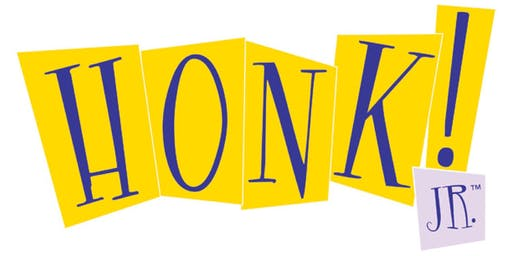 HONK! Jr. Auditions