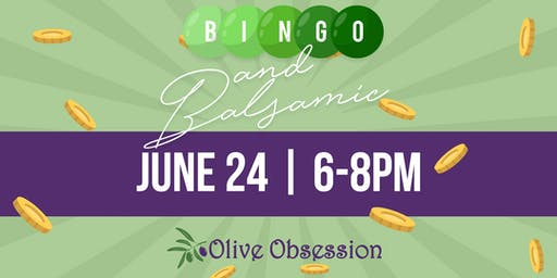Bingo & Balsamic