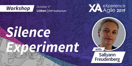 XA Workshop: Silence Experiment - Sal Freudenberg tickets