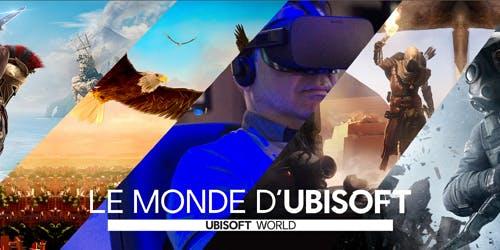 5@7 - Le Monde d'Ubisoft - le 3 octobre 2019