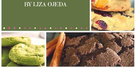 Galletas Americanas 2 con la Chef Liza Ojeda en Anna Ruíz Store entradas