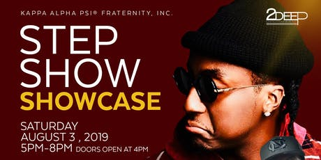 Step Show Showcase tickets