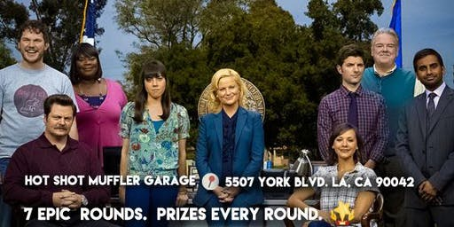 Parks and Recreation Trivia Night!