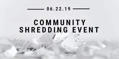 Free Community Shredding Event