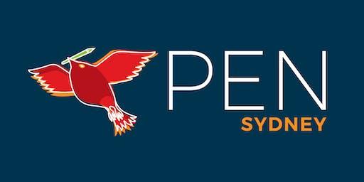 PEN Sydney AGM Event