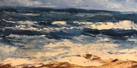 Paint in Oils with Palette Knife Workshop - Downtown Grapevine tickets