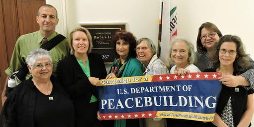 DC Advocacy Days 2019 - The Peace Alliance Department of Peacebuilding Campaign