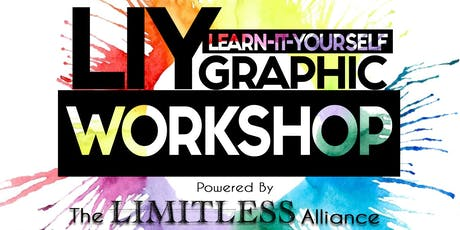 The Limitless Alliance Graphic Workshop tickets