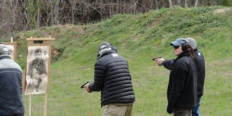 Ladies Foundations of the Self-Defense Handgun tickets